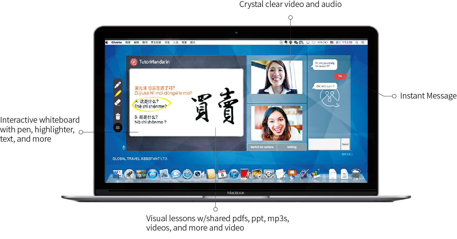 Learn chinese pocket pc