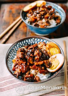 braised-pork-rice
