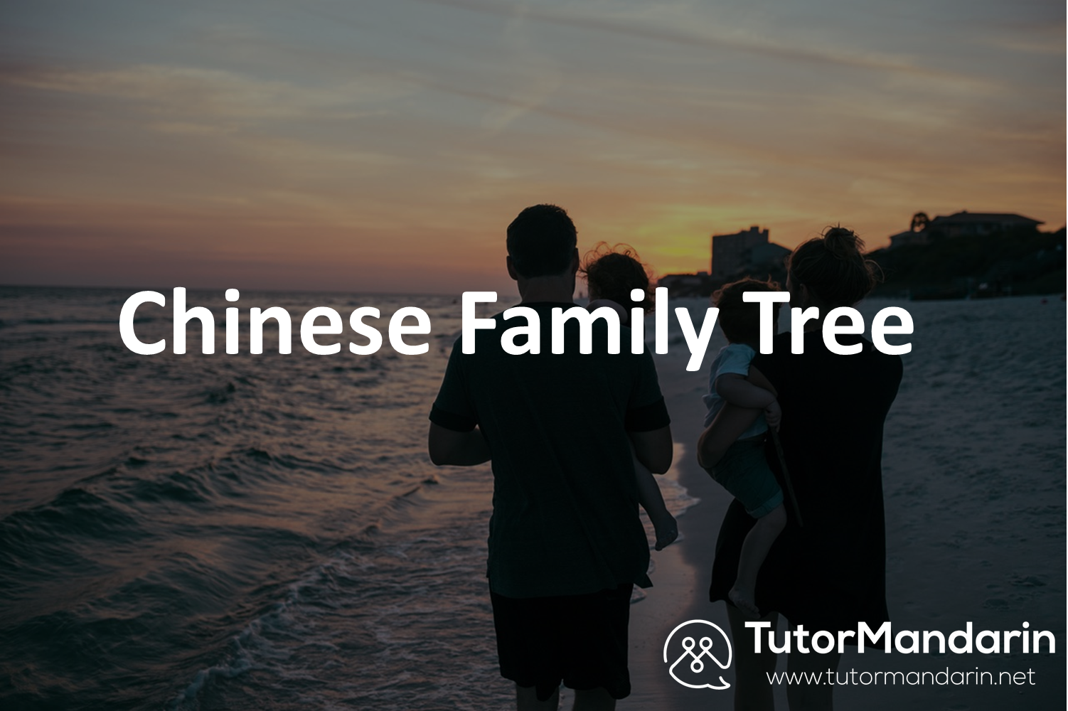 Chinese Family tree Tutormandatin 1-on-1 chinese online lessons
