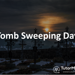 Tomb Sweeping Day 1-on-1 Chinese online lesson with Tutormandarin
