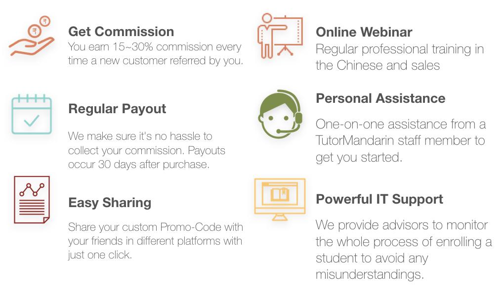 benefits of tutormandarin affiliate