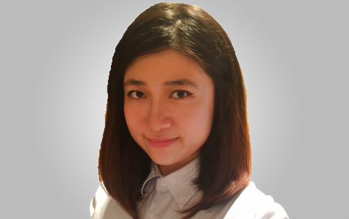 Learn Chinese online our Chinese tutor Vincy