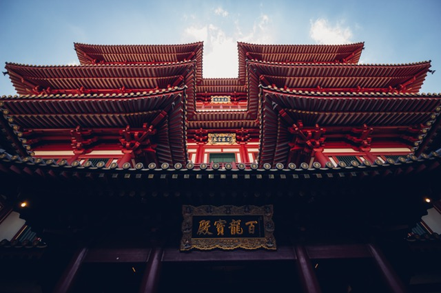 temple 1-on-1 Chinese online lessons