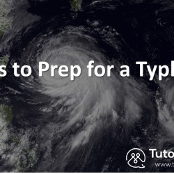 preparae for typhoon tipcs