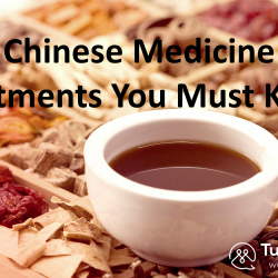 Herbal medicine is one of the main features in TCM