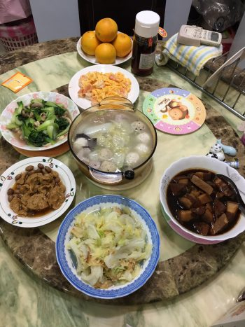 dining table - Chinese table manners