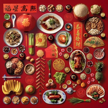 CNY dishes