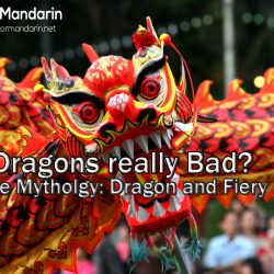 Chinese mythology of Dragons