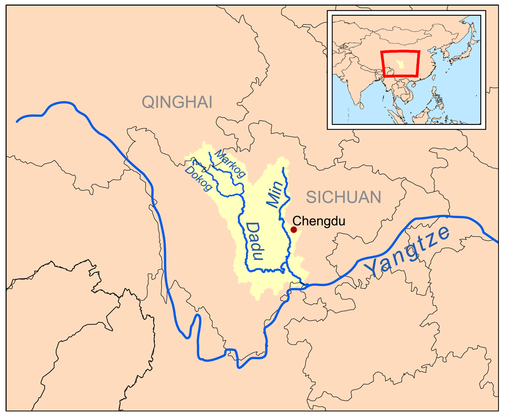 the chinese mythology ming river