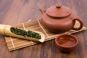 Chinese tea of the Chinese culture