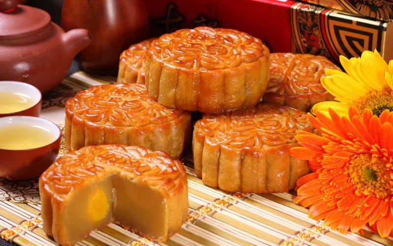 Chinese mid autumn festival tradition
