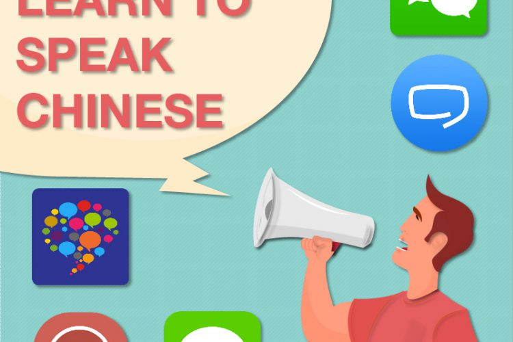 The 5 Best Learn to Speak Chinese APPS