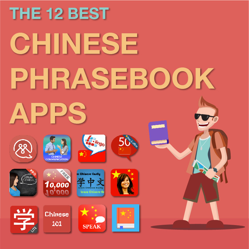 chinese phrasebook apps for android