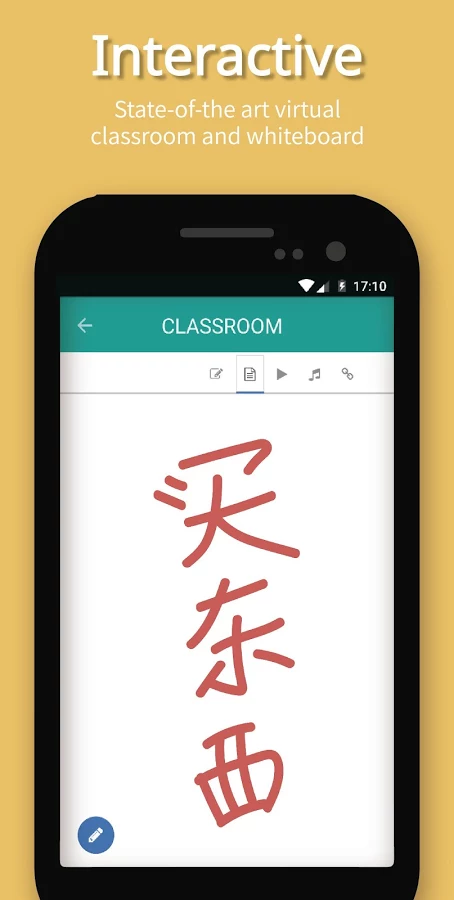 Learn to speak chinese app TutorMandarin for ios and android