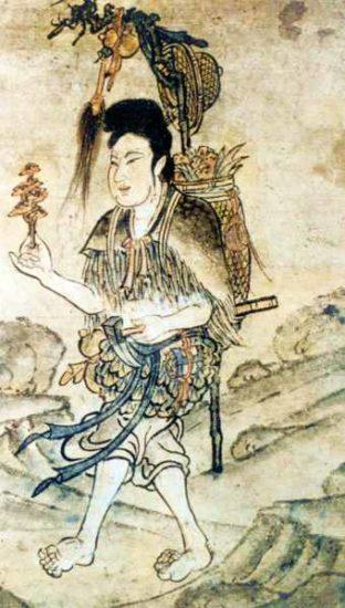 famous chinese myth