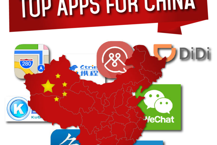 [Guest Post] Top Apps for China