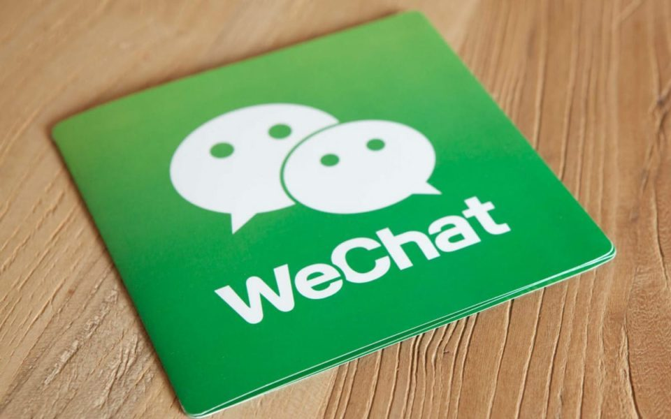 learn mandarin wechat