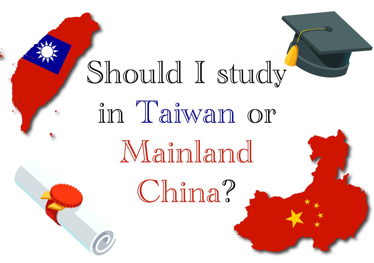 Study abroad China vs  Taiwan? Pros and Cons  | TutorMandarin