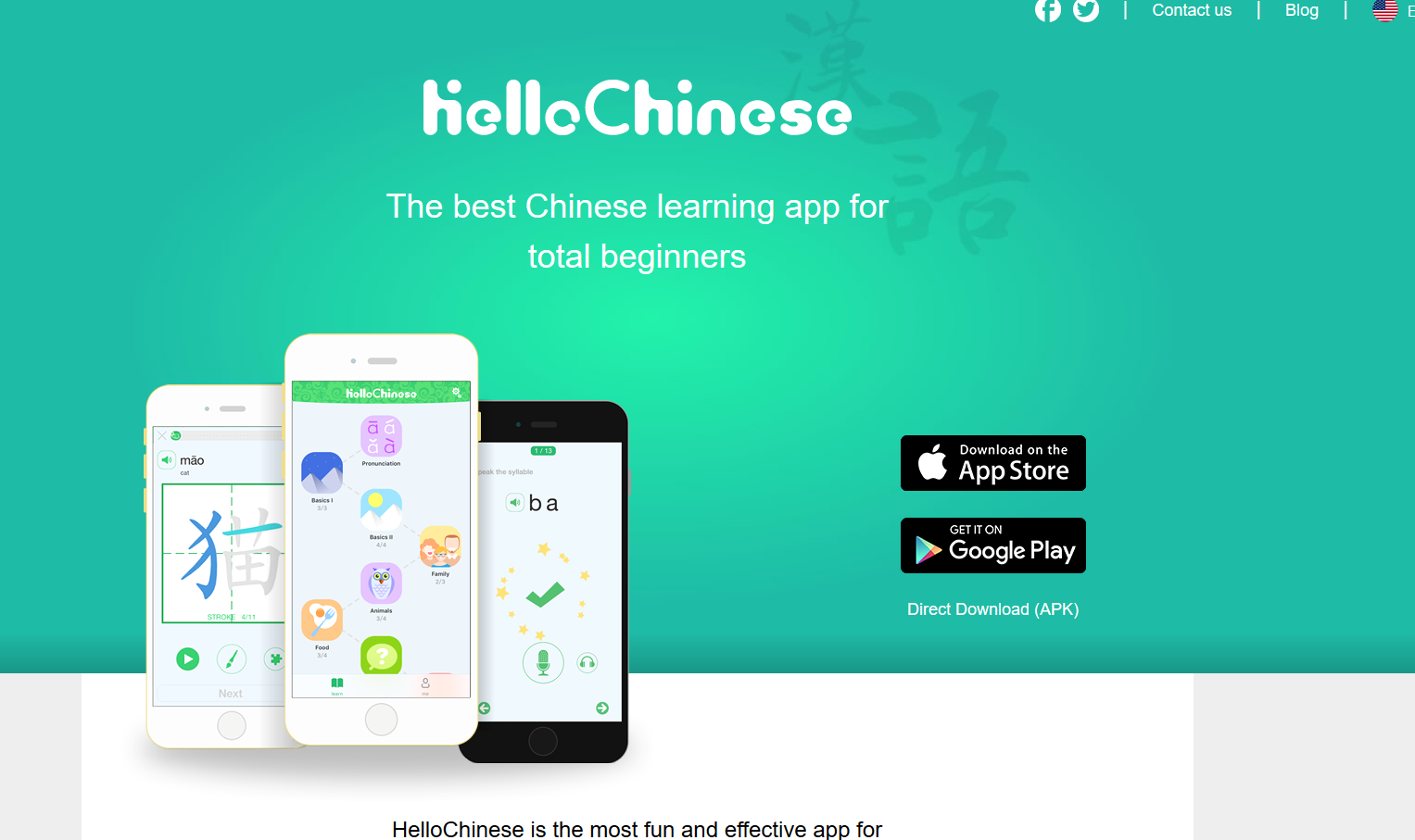 Useful apps for studying chinese
