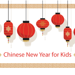 Chinese new year for kids and culture
