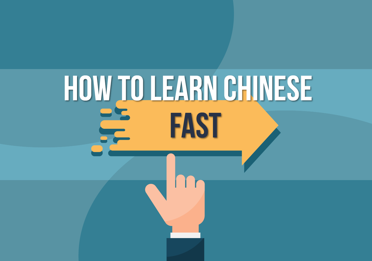 learn chinese quickly